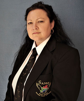 Naomi Murray SADRF - Secretary
